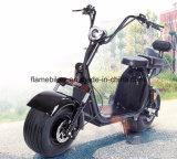 1500W 2つのセットのリチウム電池が付いている電気移動性のスクーター