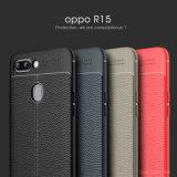 Oppo R15のための専門の携帯電話の箱Silicone/TPUの箱