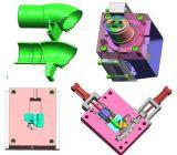 Molde plástico da injeção do projeto de Custermized 3D
