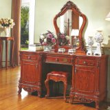 Wooden 침실 Furniture를 위한 드레서 Table와 Chest Cabinets
