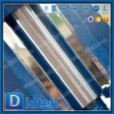 Klep van de Poort van de Flens van Didtek de Pneumatische Wc6 voor Raffinaderij