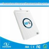 安い価格のスマートカードの無接触のマイクロUSB外部NFCの読取装置