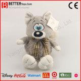 Het super Zachte Gevulde Dierlijke Stuk speelgoed van de Wolf van de Baby van de Pluche voor Kinderen