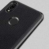 Шаблон Lichi мягкий силиконовый TPU чехол для Huawei P20 Lite/P20 дела