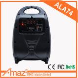 Bonitinha Corpo minicaixa acústica portátil Bluetooth Al474 Temeisheng Kvg