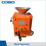 Détecteur en plastique magnétique industriel de séparateur en métal pour l'éclaille, la particule et la poudre