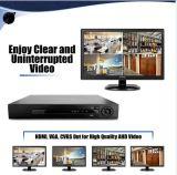 cámaras de seguridad del CCTV del kit HD del CCTV Ahd DVR de 720p 4CH