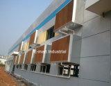 Gewächshaus-Fabrik-Verdampfungskühlung-Auflage-Ventilations-System