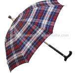 Повелительница высокого качества рекламируя место зонтика ручки
