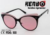 Солнечные очки глаза кота с объективом более большим чем рамка Km17186