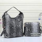 卸売価格Sh225の新式のワニPUのバッグレディーのハンドバッグのワニの皮袋の方法ハンド・バッグ