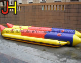 Barco de plátano inflable de la alta calidad para la venta