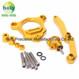 """""""absorber"""" de choque da motocicleta/suporte mais úmido fazer à máquina da precisão de Alumínio CNC"""