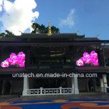 Visualizzatore digitale esterno di pubblicità di schermo del segno P4/P5/P6/P8/P10 SMD del supporto LED della parete