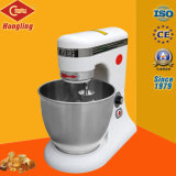 Hot Sale de alta qualidade Industrial Small Electric Planetary Mixer (7L)