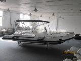 Liya yate barco yate de lujo comercial Fibra de vidrio.