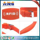 Gummiband-Armband der Eignung-RFID NFC