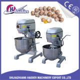 Mezclador del alimento de la máquina de los pasteles mezcladores de la torta de 20 cuartos de galón para el conjunto completo de la cocina