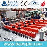 Línea de producción de hojas de espuma de WPC/PVC/Línea de extrusión de la junta de la máquina de plástico