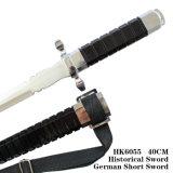 ヨーロッパの騎士短剣の歴史的短剣のフィルムの短剣40cm HK6055