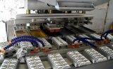 La Copa de la tinta del transportador de cuatro colores máquina de tampografía