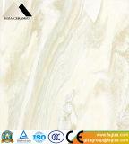 熱く熱く無作法な磨かれた艶をかけられた石造りの大理石の床タイル(SH3-83403Q)