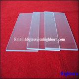 Lastra di vetro materiale del quarzo del silicone del diametro di GE grande