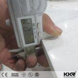 La construcción de textura de material acrílico modelo Superficie sólida