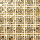 Mattonelle 2017 di pavimento poco costose della cucina di prezzi del mosaico di vetro della fabbrica della Cina