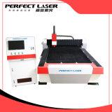 Cortador do laser da fibra do metal de folha da elevada precisão