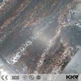 Oppervlakte van het Patroon van de Textuur van het Bouwmateriaal de Acryl Stevige