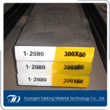 DIN 1.2738 플라스틱 형 강철 P20+Ni
