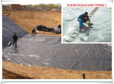 HDPE Textured Geomembrane de la cara doble