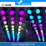 La mayoría Popular LED DMX Ascensor Cambio de color de bola de discoteca