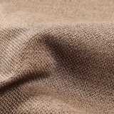 2018 eine Vielzahl der farbigen Leinengewebe für Stuhl-und Kissen-Deckel