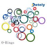 O-ringen van het Silicone van de douane de Rubber Verzegelende