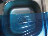 Película protetora para inoxidável/cor/placa de aço espelhada