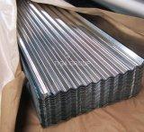 波形のGlの屋根シート水波亜鉛アルミニウム金属の屋根ふき