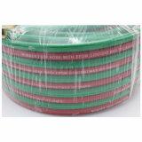 ISO3821 ha certificato 1/4 '' di tubo flessibile della saldatura del gemello del rullo di x 50m 300 PSI
