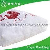 高品質のカスタム印刷を用いる100%年の綿のキャンバスの戦闘状況表示板の有機性袋