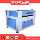 Cortador Desktop e gravador do laser do plexiglás do laser do CNC da madeira do CO2