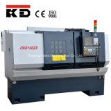 Lathe CNC оси 220V станции 3 инструмента Ck6150zx 4