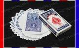 Póquer feito sob encomenda do cartão de jogo dos cartões do jogo da impressão com o cartão por atacado do póquer