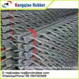 Joint de dilatation de la plaque en acier du pont de l'autoroute