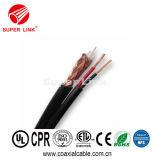 Superlink 0.5mm Koaxialkabel Rg59+2c