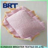 Violeta/púrpura impermeable transpirable Rizo funda de almohada