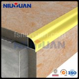 Usine de haute qualité Direct métal souple Garniture de Tuiles, carreaux de coin en aluminium de caisse, Garniture de tuiles Accessoires en acier inoxydable
