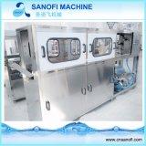 Remplir la bouteille de 5 gallons d'eau ligne de remplissage de la machine