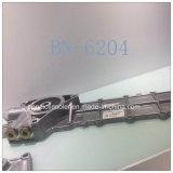 Cubierta del refrigerador de petróleo de Mitsubishi 6D16 del recambio del motor de Bonai (ME033687)