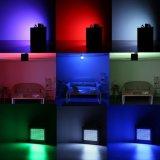 luz del estroboscópico de la etapa LED del equipo de DJ del suelo de 108PCS*1W RGB